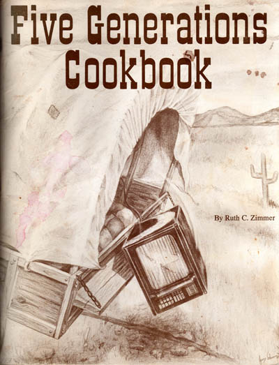 Fivegenerationscookbook
