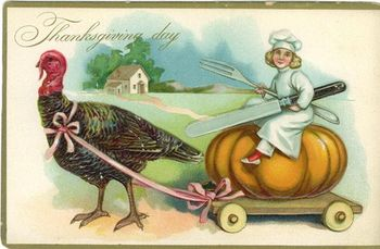 Vintage-thanksgiving-turkey-pumpkin-postcard