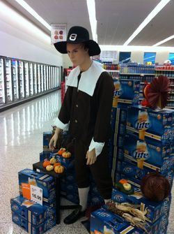 Jebediah's gotten into the Miller Lite again