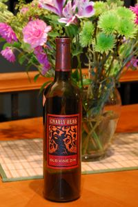 Gnarly Head Old Vine Zinfandel is a fave of mine.