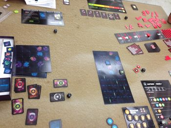 Space Cadets game