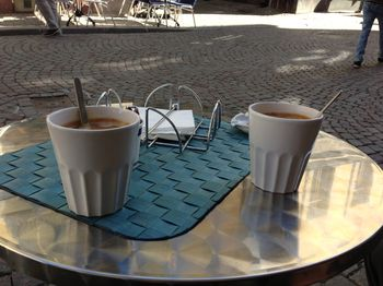 Espresso break in Gamla Stan