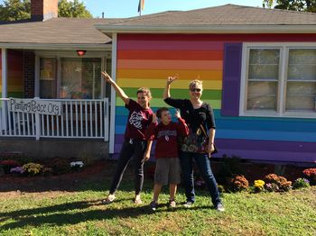 Equality House in Topeka, KS