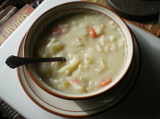 Average Jane's Potato Soup Recipe